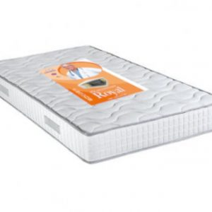 le matelas royal orthopédique de confortex dimensions 140x190